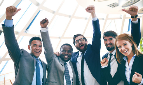 Power of calm benefits employees to stay cheerful and happy