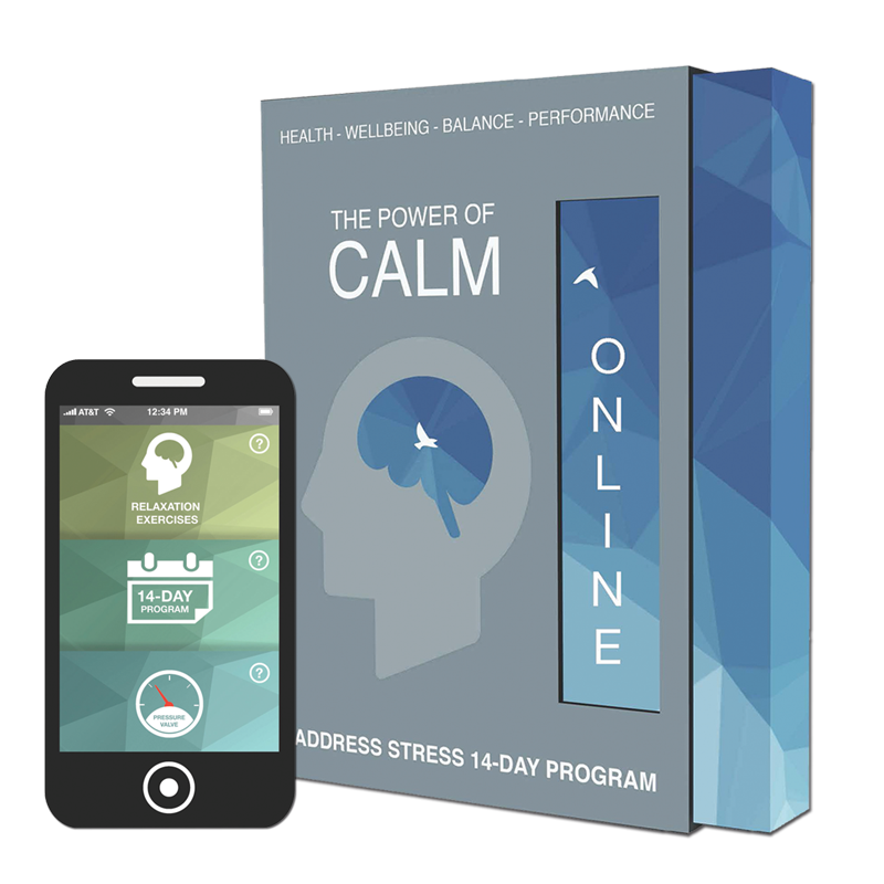 Power of Calm kit and Application